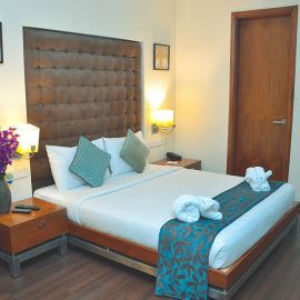 Deluxe Double Room Riverview Hotel